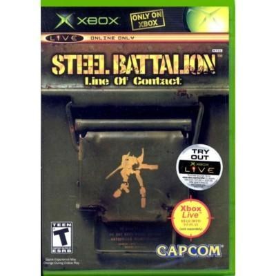 Steel Battalion Line of Contact Xbox