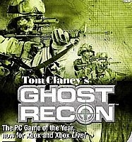Tom Clancy 's Ghost Recon Xbox