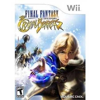 Wii Final Fantasy Crystal Chronicles: Crystal Bearers Video Game