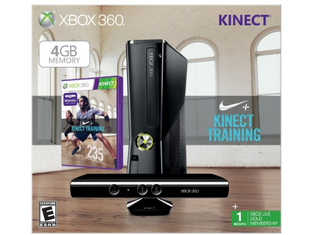 XBox 360 Nike Fit Kinect Training