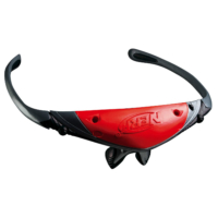 NERF FIREVISION GLOW FRAMES RED