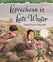 MAGIC TREE HOUSE #43 Leprechaun in Late Winter HARDCOVER