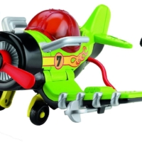 Fisher Price IMAGINEXT SKY RACERS SEA STINGER AIRPLANE