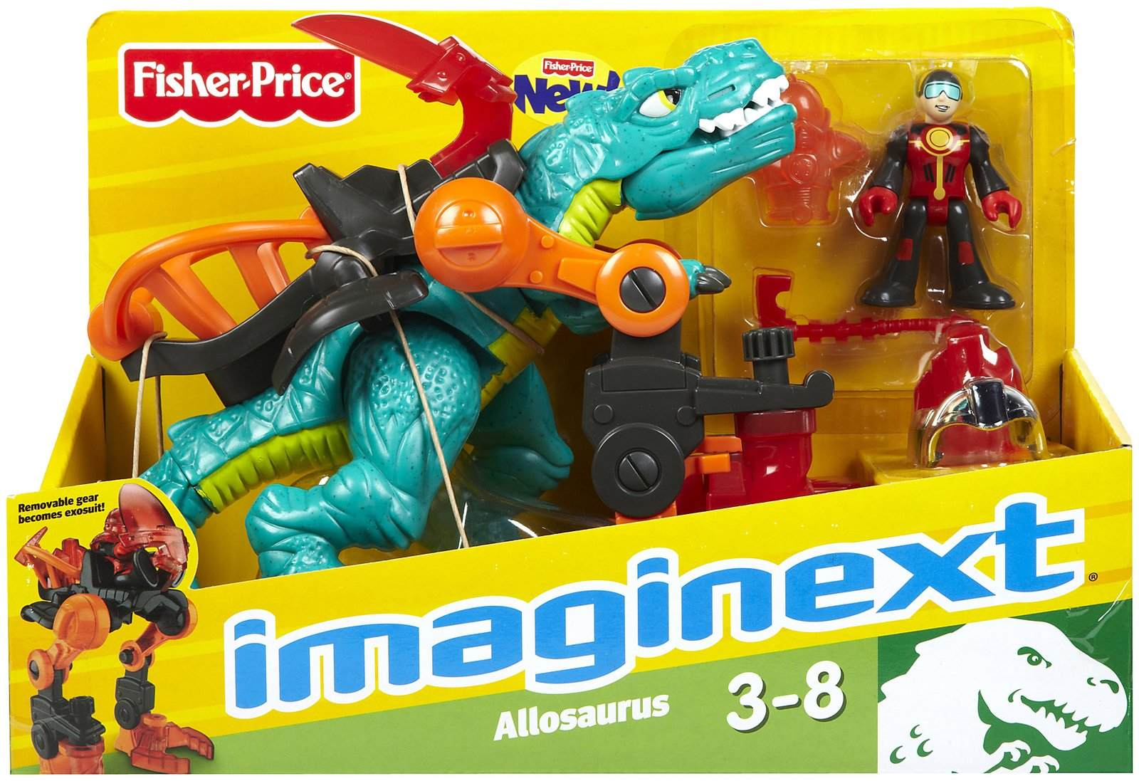 imaginext dinosaur toys - photo #24
