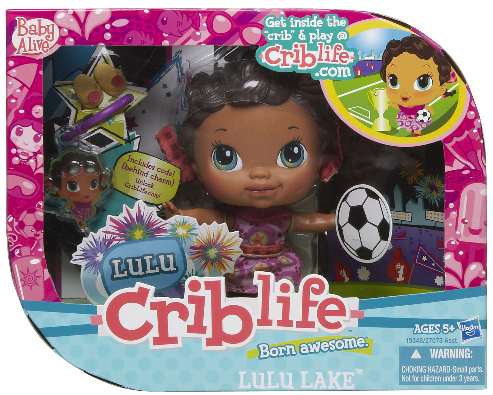 Uncategorized Criblife hasbro baby alive crib life fashion play doll lulu lake gamesplus lake