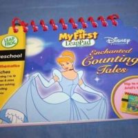 LEAP FROG MY FIRST LEAPPAD DISNEY PRINCESS ENCHANTED COUNTING