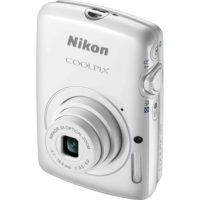 Nikon COOLPIX S01 – White