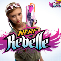 NERF REBELLE - GIRLS