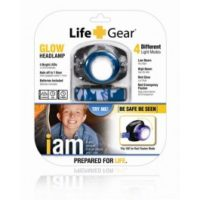LIFE GEAR GLOW Kid's Headlamp BLUE
