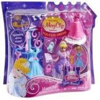 Mattel Disney Princess MAGIC CLIP CINDERELLAS WARDROBE