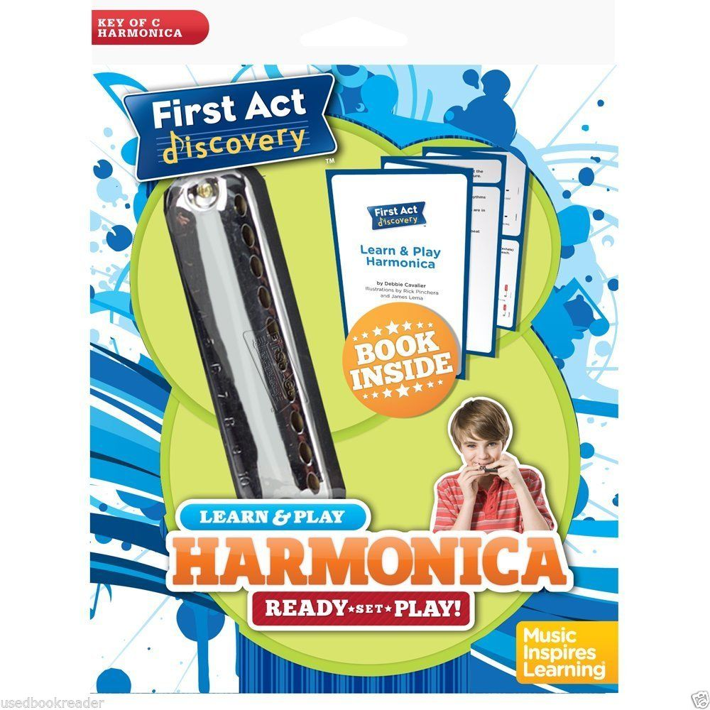 Best Harmonica Books - Harmonica: Lessons, How to Play ...