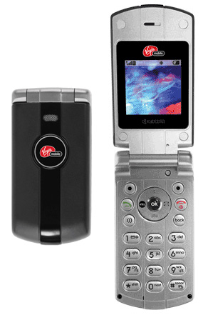 Virgin mobile switchback phone