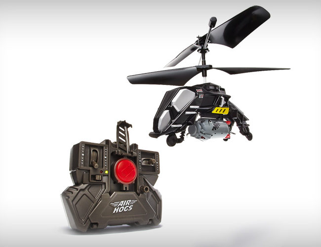 Air Hogs R/C Megabomb Heli Bomb Dropping Helicopter ...