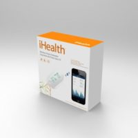 iHealth™ Wireless BLOOD PRESSURE Pulse Oximeter