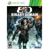 Binary Domain for Xbox 360