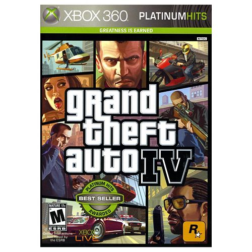 grand theft auto iv xbox 360 gamesplus. Black Bedroom Furniture Sets. Home Design Ideas