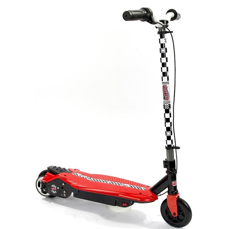 Razor electric scooter red