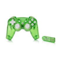 Rock Candy Wireless Controller for Sony PS3 Green