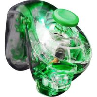 PDP AfterGlow Wii/Wii U Nunchuk Green