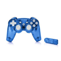 Rock Candy Wireless Controller for Sony PS3 Blue