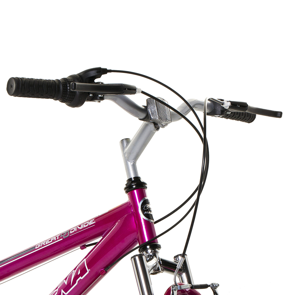 Girls Magna Great Divide Bike Pink 20-7119