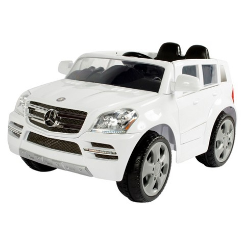 mercedes benz gl450 suv 6v power ride on