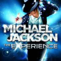 Michael Jackson The Experience Sony PSP VIDEO GAME