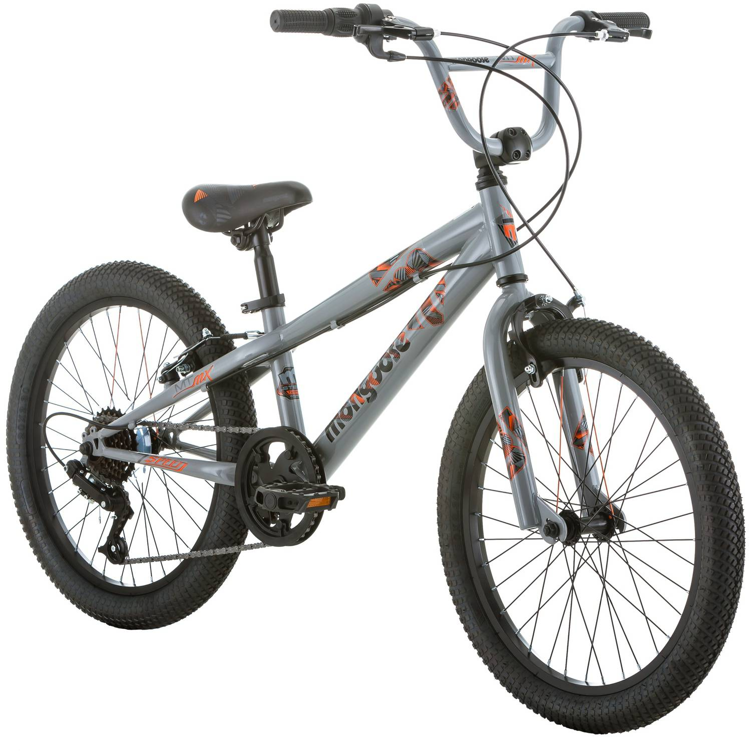 "Mongoose MTMX Freestyle Mountain 20"" Boys Bike - GamesPlus