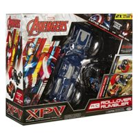 XPV Marvel Avengers RC Rollover Rumbler Iron Man & Captain America