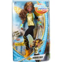 """DC Super Hero Girls Bumblebee 6"""" or 12"""" Action Doll"""