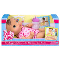 Baby Alive Luv n' Snuggle Baby Doll