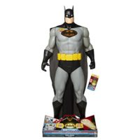 "Big-Figs Colossal DC Universe 48.5"" Gotham Guardian Action Figure with Bat Signal Light"