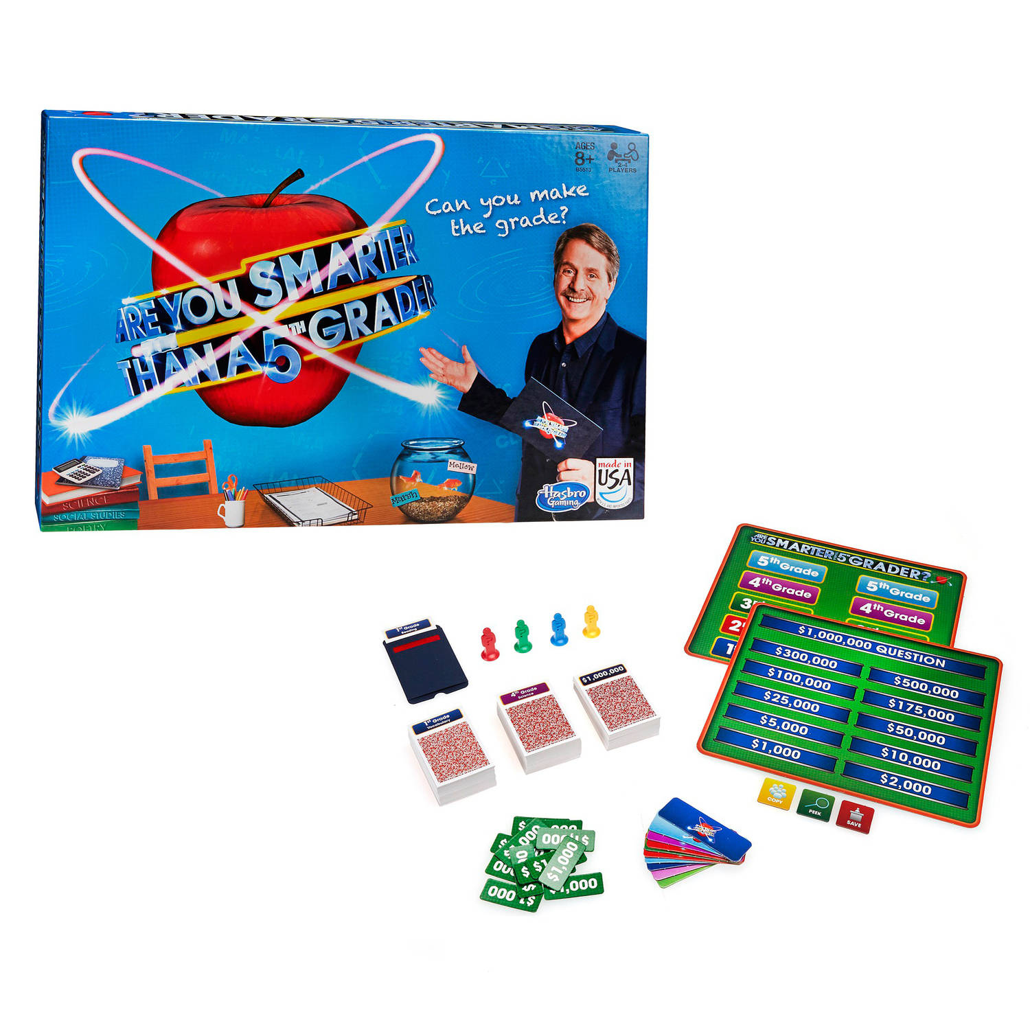 Are You Smarter Than a 5th Grader? | Board Game ...