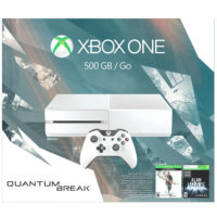 Quantum Break Special Edition Bundle for Xbox One - Cirrus White