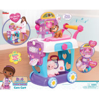 Disney Doc McStuffins: Hospital Care Cart