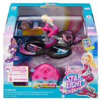 Barbie® Star Light Adventure Flying RC Hoverboard Drone
