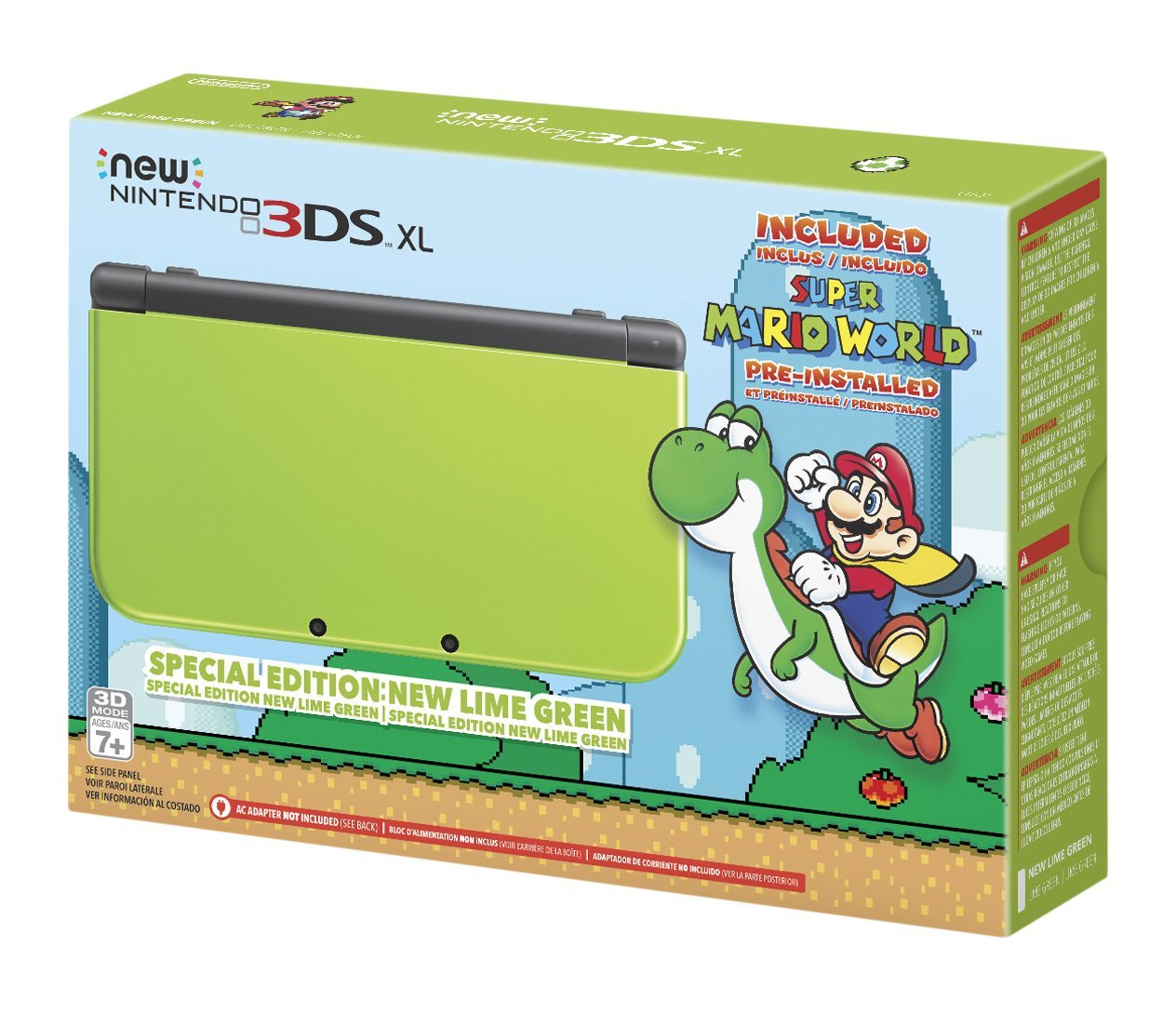 New nintendo 3ds special edition.