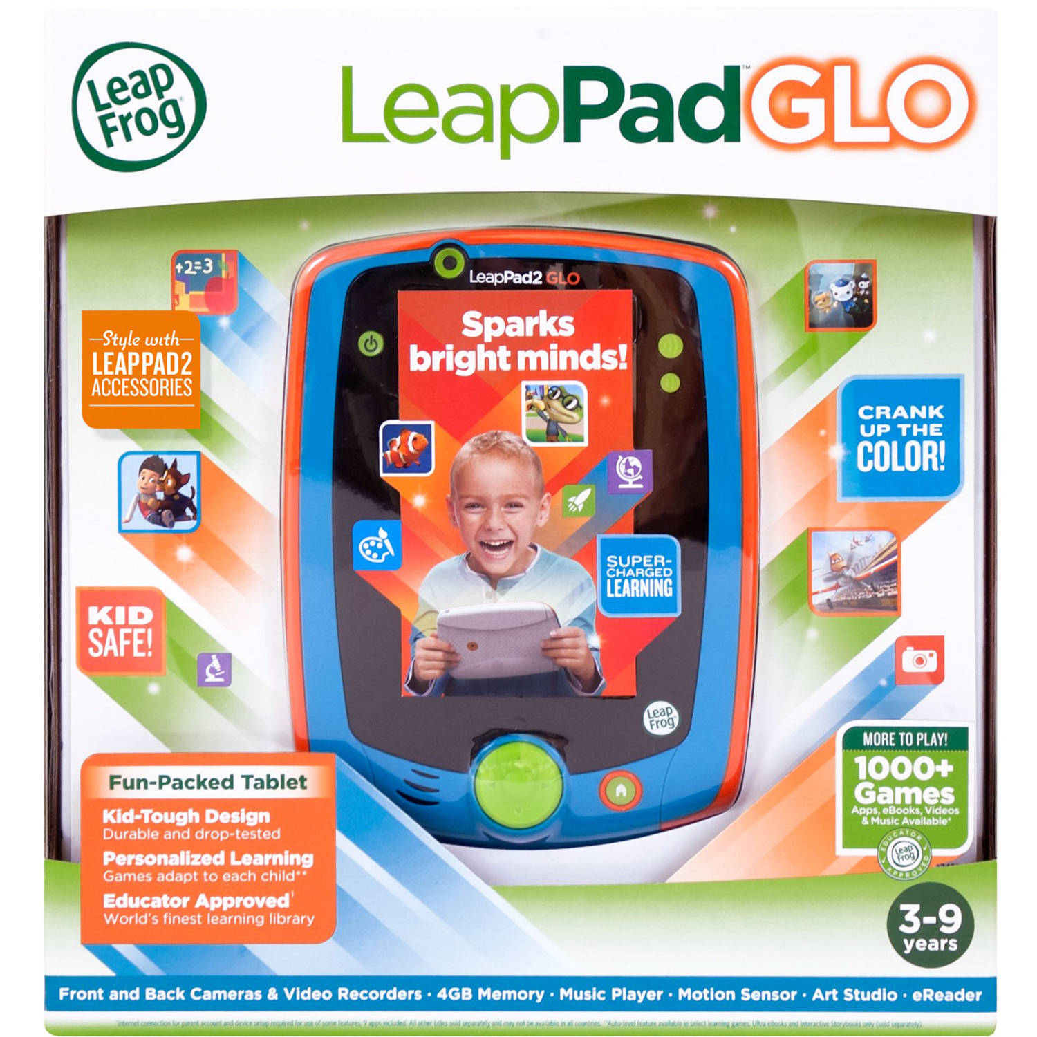 Begin your kid's learning adventure through LeapFrog Academy™. Our educational app turns learning into an adventure, using games for children ages Explore an interactive learning program Epic™ Academy Edition or VTech ® KidiBuzz™ tablets.