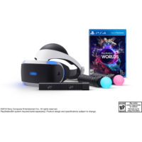 PlayStation®VR Launch Camera, Goggles, Game & Controller Bundle For the PS4