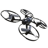 Sky Viper Remote Control Hover Racer Gaming Drone 2.4 GHz Quad Copter