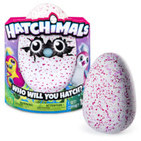 Hatchimals Pengualas Egg One of Two Magical Creatures Inside