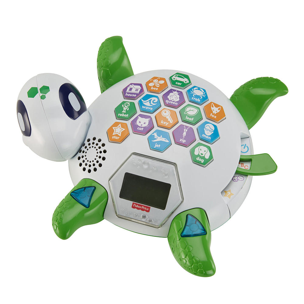 Fisher-Price Think and Learn Speak and Say Sea Turtle