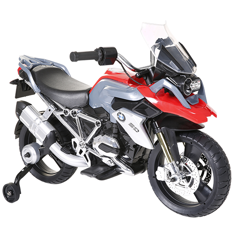 rollplay bmw motorcycle battery powered ride on. Black Bedroom Furniture Sets. Home Design Ideas
