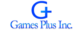 Games Plus Inc Logo