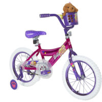 "Barbie Puppy Girl's 16"" Bike"