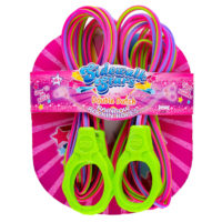 Set of 2 Double Dutch Rainbow Rocking Jump Ropes