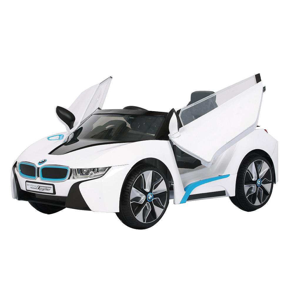 Lamborghini Electric Car For Kids >> Rollplay BMW i8 Electric Ride On 6V with butterfly doors & led headlights