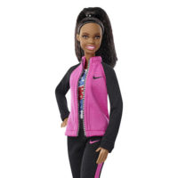 Barbie Gabby Douglas Collector Doll