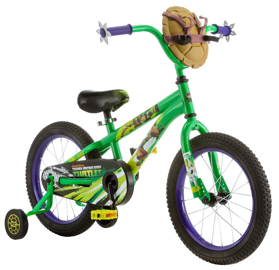 7f4d440b661 Schwinn Teenage Mutant Ninja Turtle Boy's Bike 16″