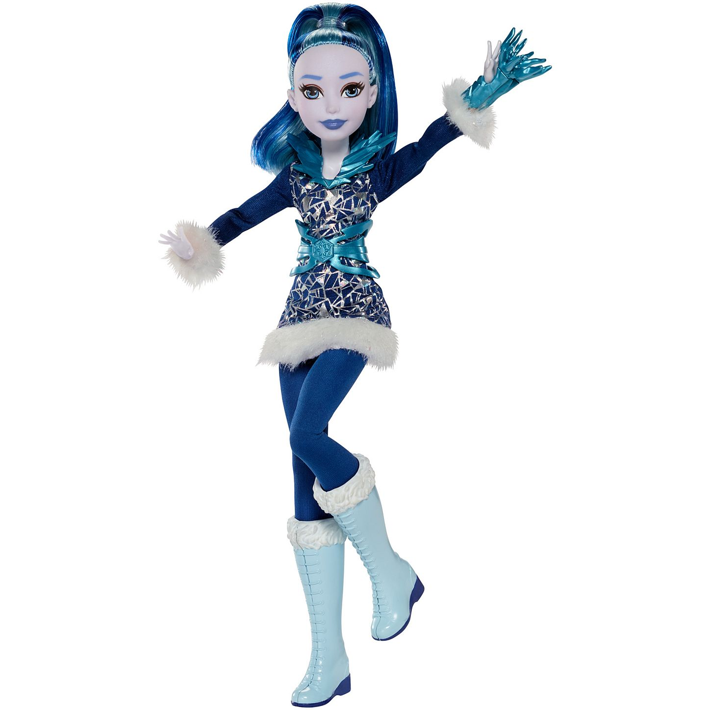 "DC Super Hero GIRLS /""FROST/"" ACTION DOLL 12"" /& Wonder Woman      bundle of 2"